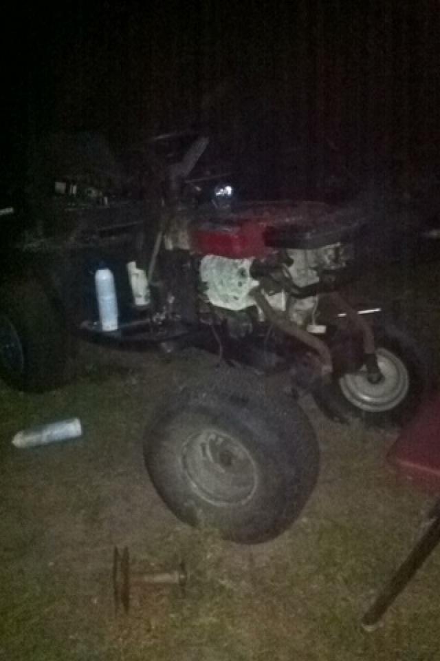 Murray select mud/racing mower resurrection  Image235