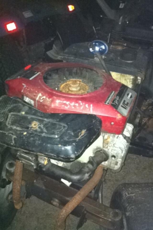 Murray select mud/racing mower resurrection  Image236