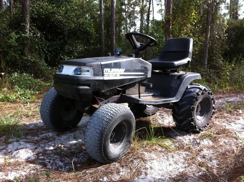 Murray select mud/racing mower resurrection  Image237