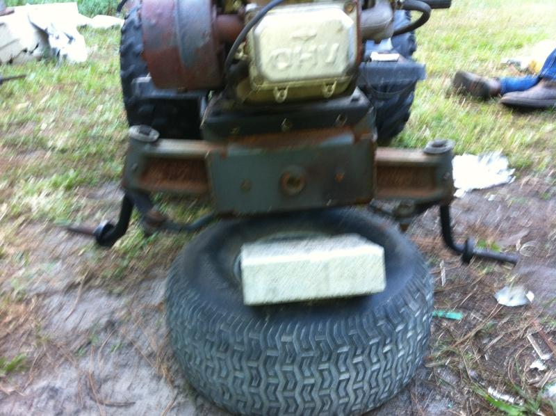 Murray select mud/racing mower resurrection  Image239