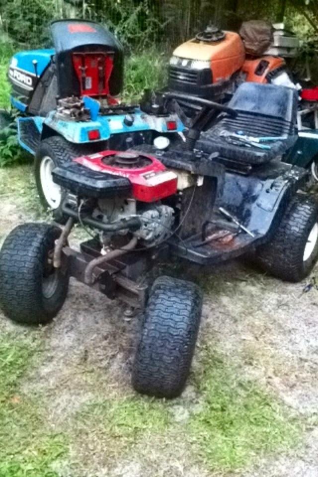 Murray select mud/racing mower resurrection  Image241