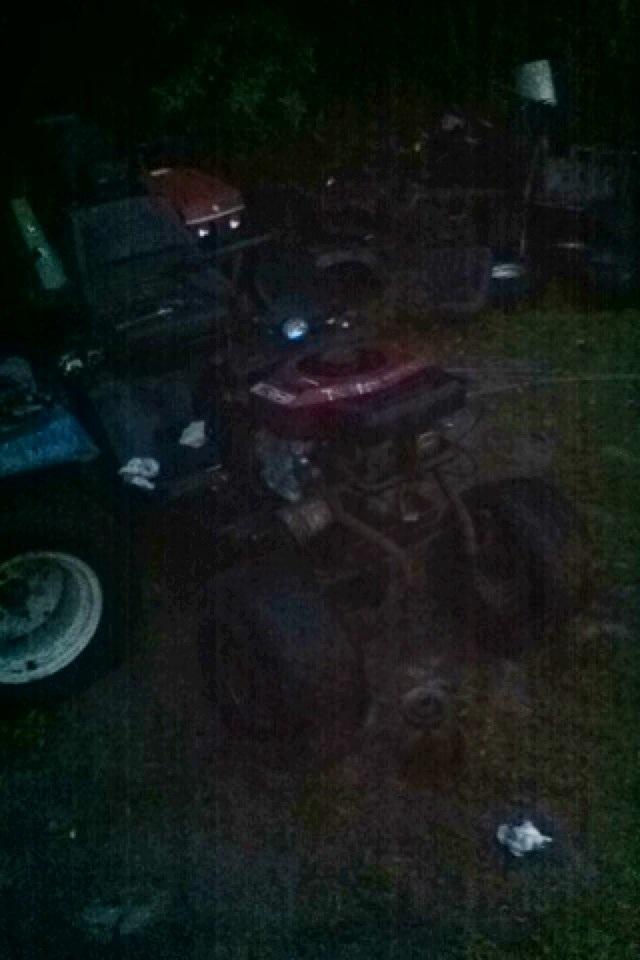 Murray select mud/racing mower resurrection  Image243