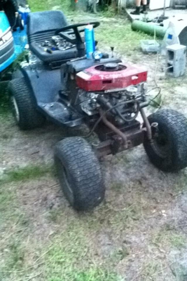 Murray select mud/racing mower resurrection  Image245