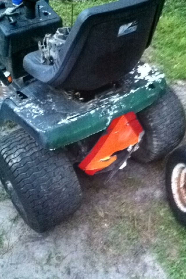 Murray select mud/racing mower resurrection  Image246