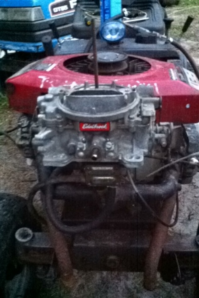 Murray select mud/racing mower resurrection  Image247