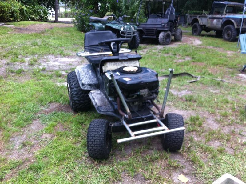 """""""THE GRASSER"""" drag mower build Image61"""
