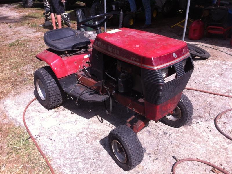 Wheelhorse 211-3 build Image78
