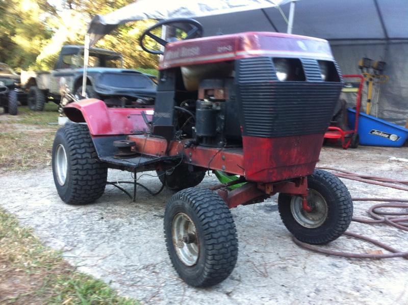 Wheelhorse 211-3 build Image80