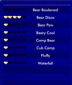 Bear boulevard is back! Bearbl10