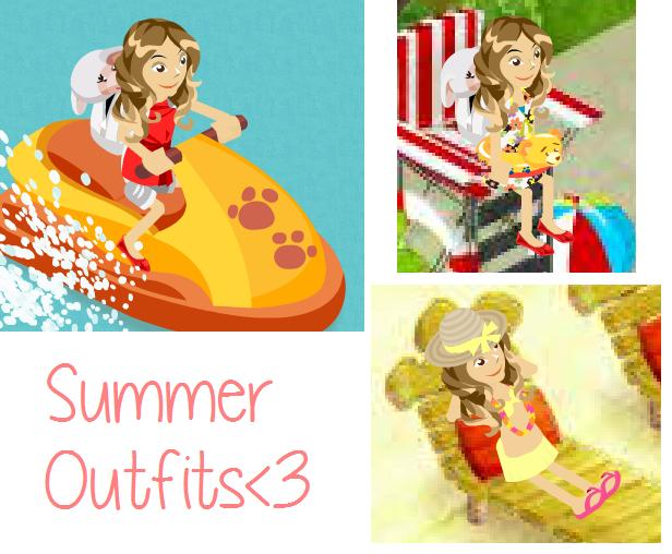 Pawlette Boutique Summer Fashion Contest! ☼ WINNER ANNOUNCED!  Summer11