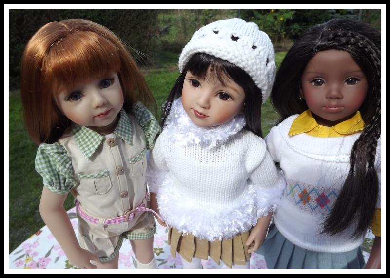mes nouvelles poupées  Cousin10
