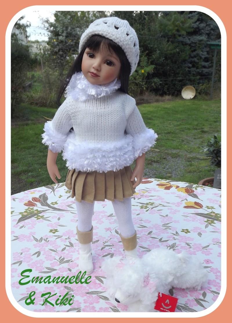 mes nouvelles poupées  Emmanu10
