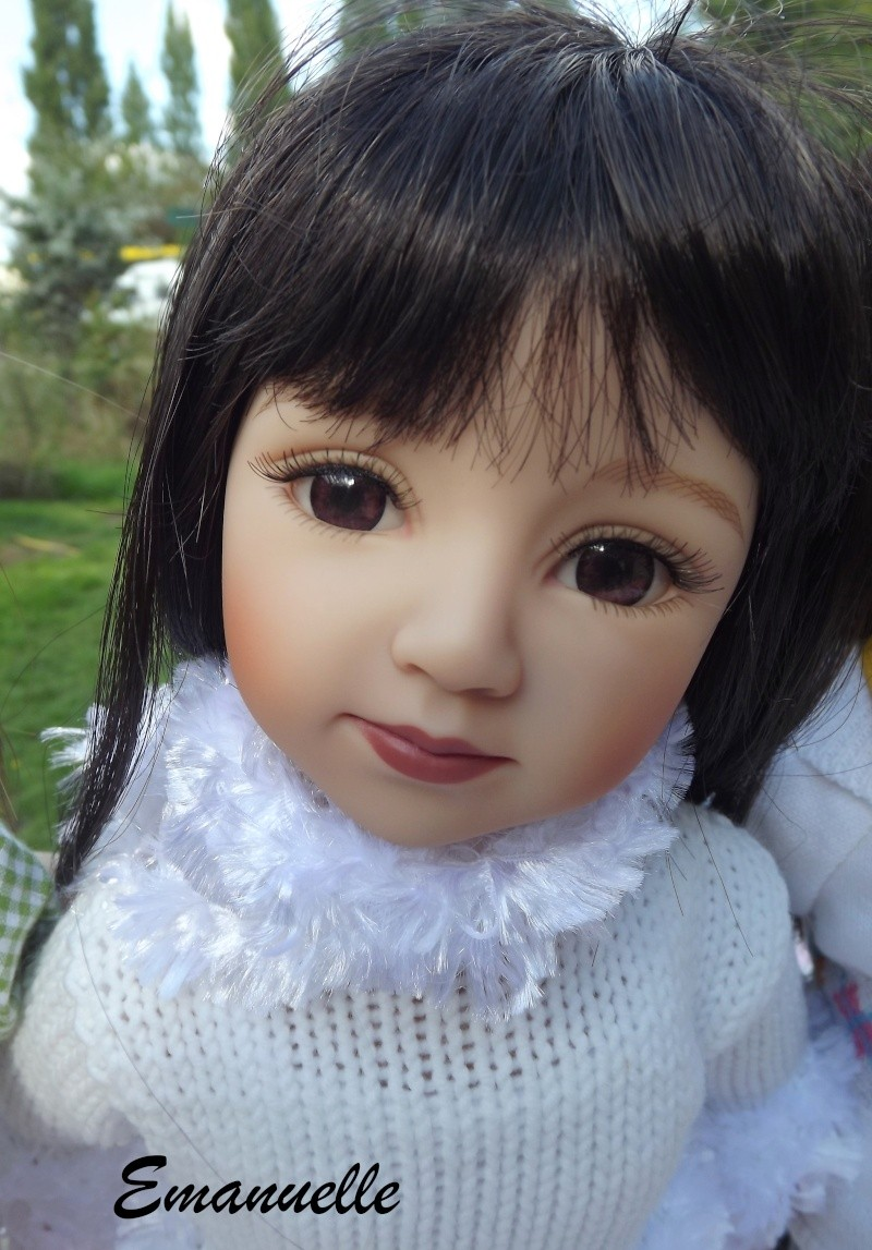 mes nouvelles poupées  Manu110