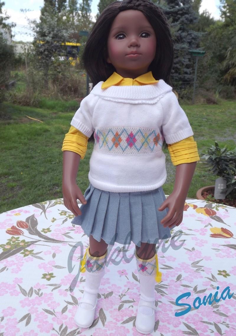 mes nouvelles poupées  Sonia110