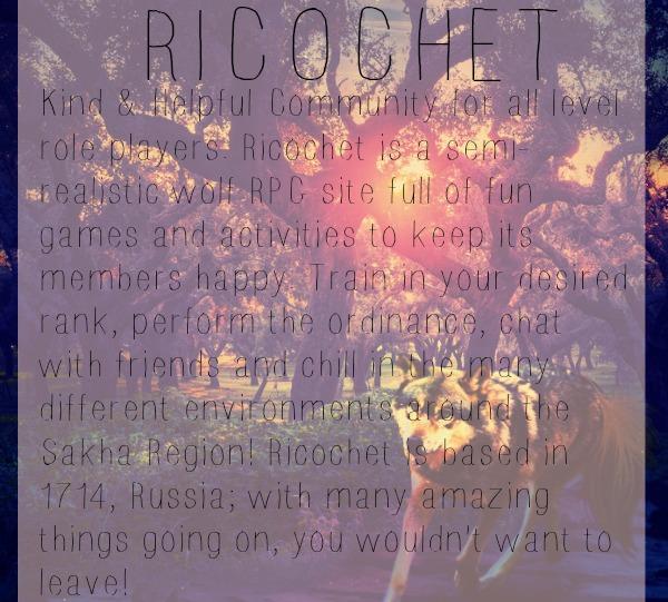 Ricochet || Semi-Realistic Wolf RPG Ricoch12