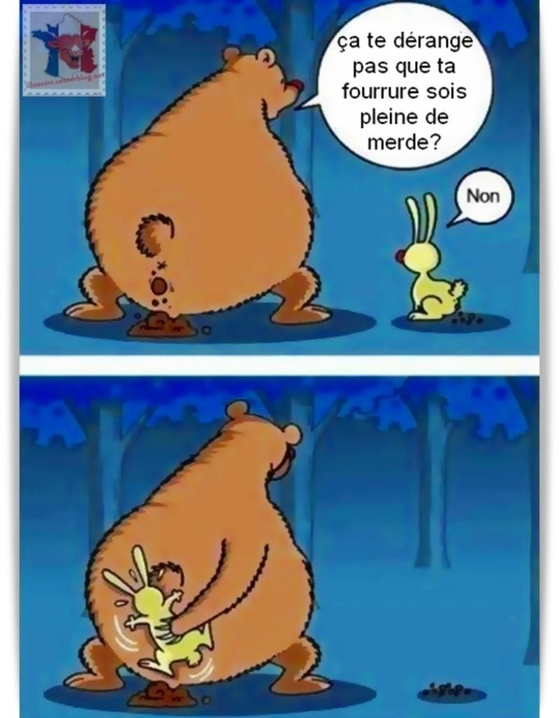 Humour en image ... - Page 39 Fourru10