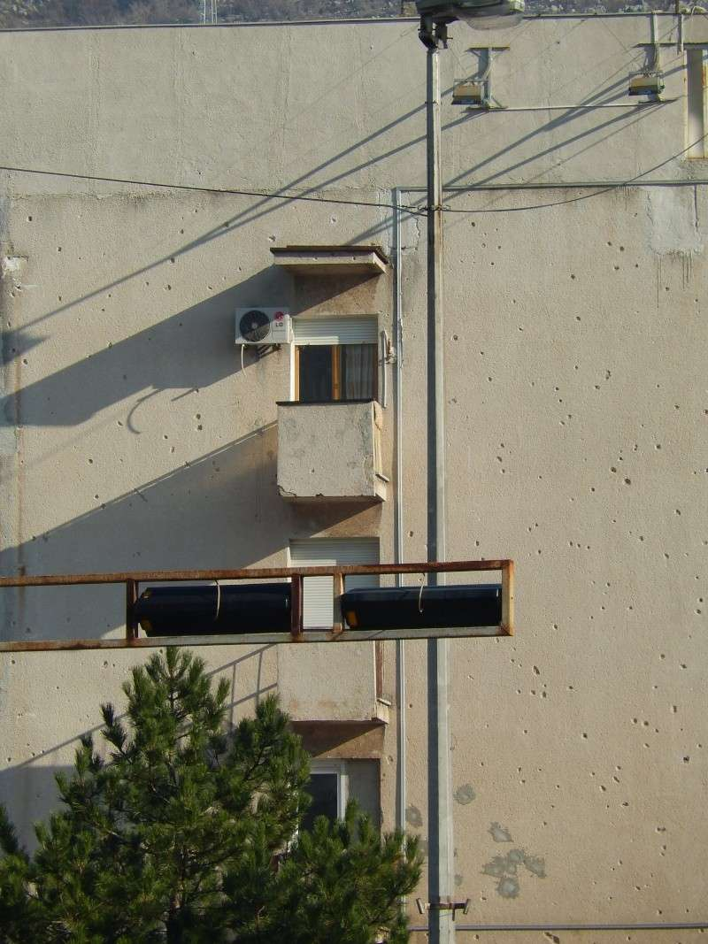 12.01.2014 Passage de notre 6ème frontière, Mostar Dscn2714
