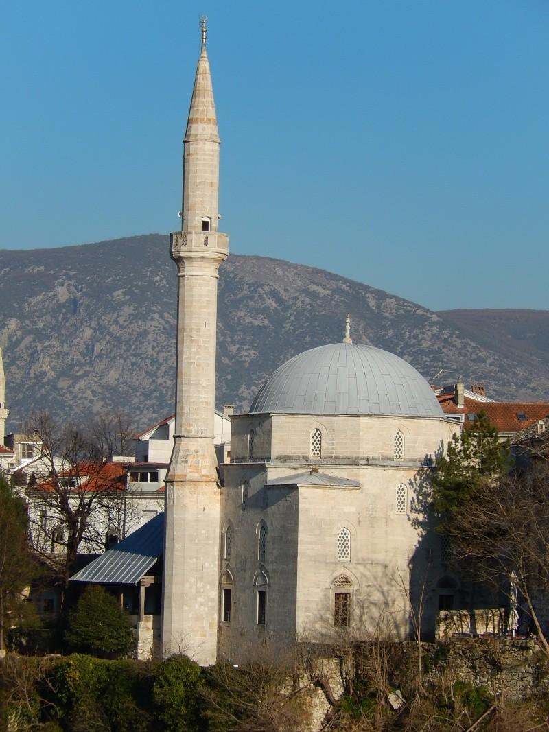 12.01.2014 Passage de notre 6ème frontière, Mostar Dscn2719