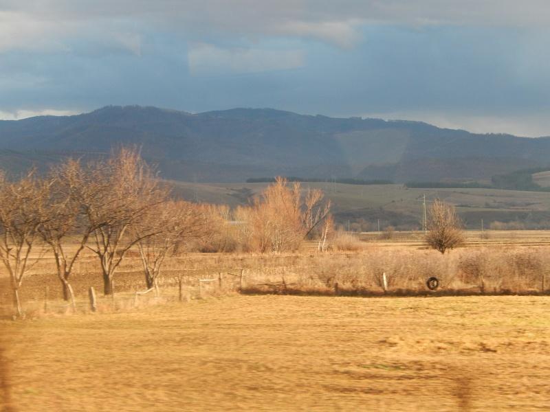 La BULGARIE passage de notre 10 ème frontière le 20.01.2014 Dscn2919