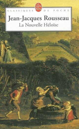 JULIE OU LA NOUVELLE HELOISE, de Jean-Jacques Rousseau 14721612