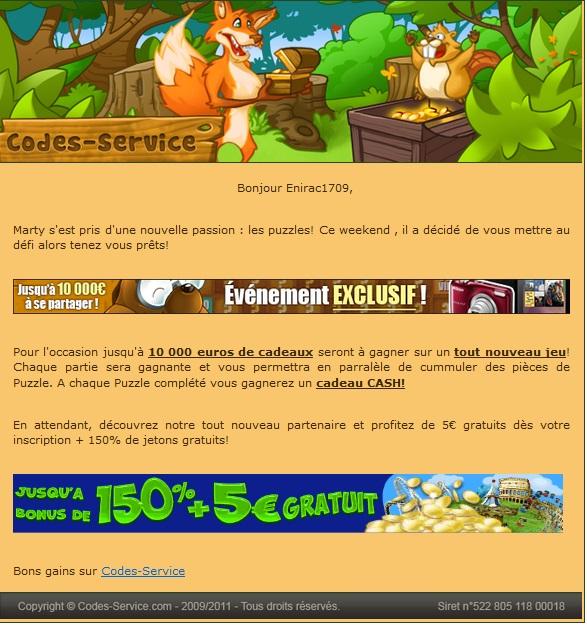 Codes service [Site disparu - Membres impayés] - Page 2 News_c10