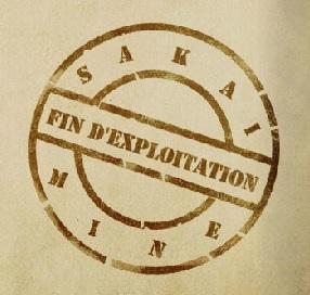 Registre d'exploitation de la mine de Sakaï Sakaa10