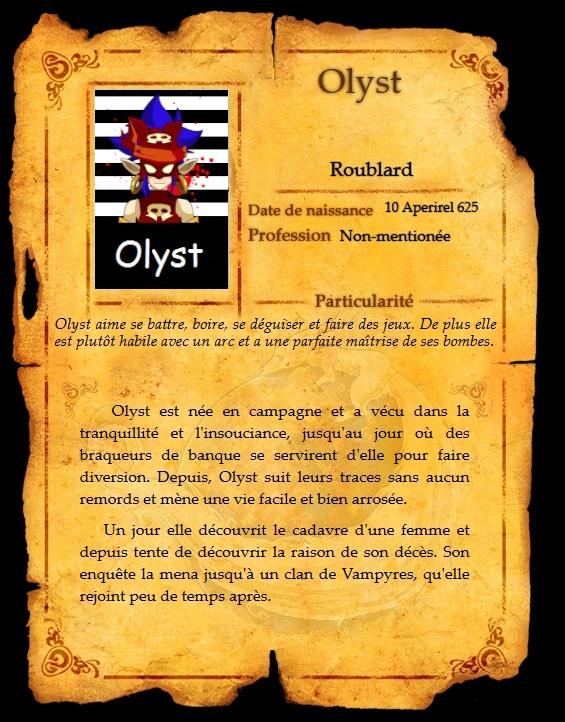 Présentation de Olyst A10
