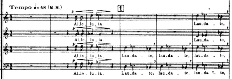 Stravinsky - Symphony of Psalms (Symphonie de Psaumes) 112