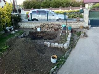 Mon jeune jardin a Auvers beach Image510