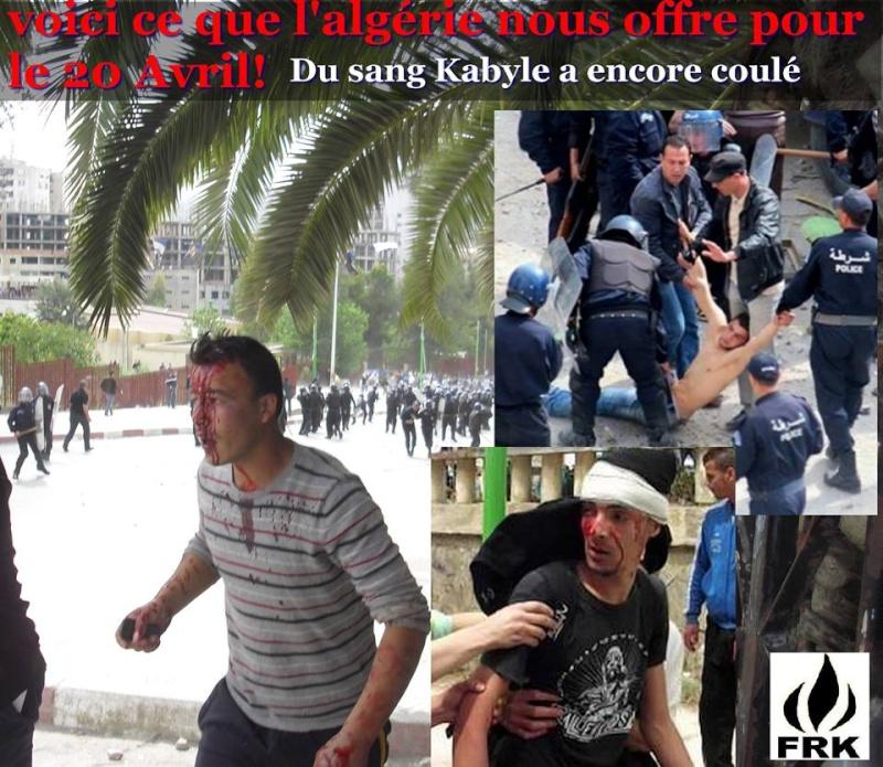 Le MAK appelle à une marche le 27 avril 2014 contre la répression 1183