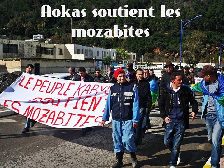 MOZABITES - Rassemblement de solidarité avec les mozabites à Aokas le mardi 11 fevrier 2014 (6) - Page 2 Mzab12