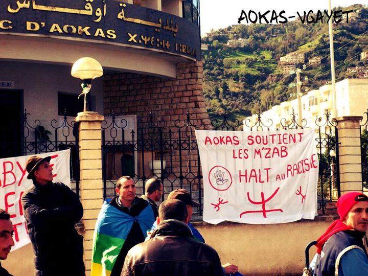 MOZABITES - Rassemblement de solidarité avec les mozabites à Aokas le mardi 11 fevrier 2014 (6) - Page 2 Mzab14