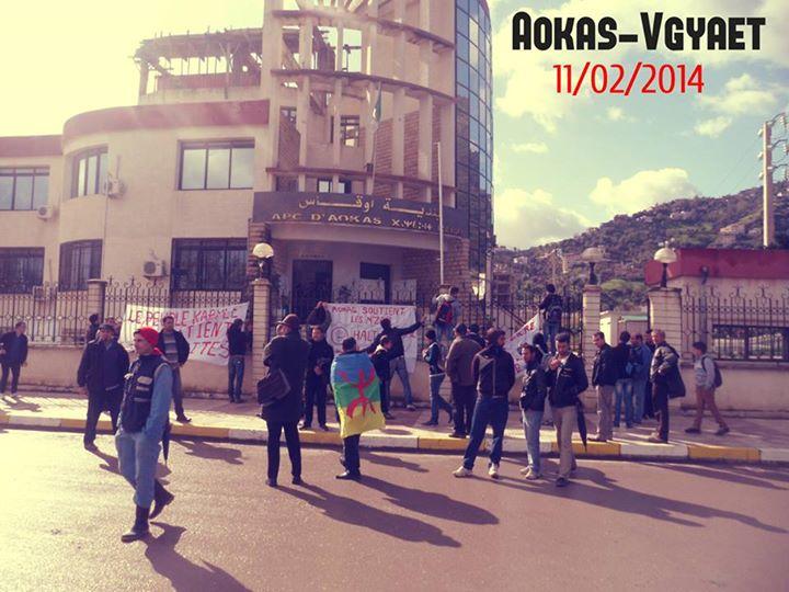 MOZABITES - Rassemblement de solidarité avec les mozabites à Aokas le mardi 11 fevrier 2014 (6) - Page 2 Mzab15
