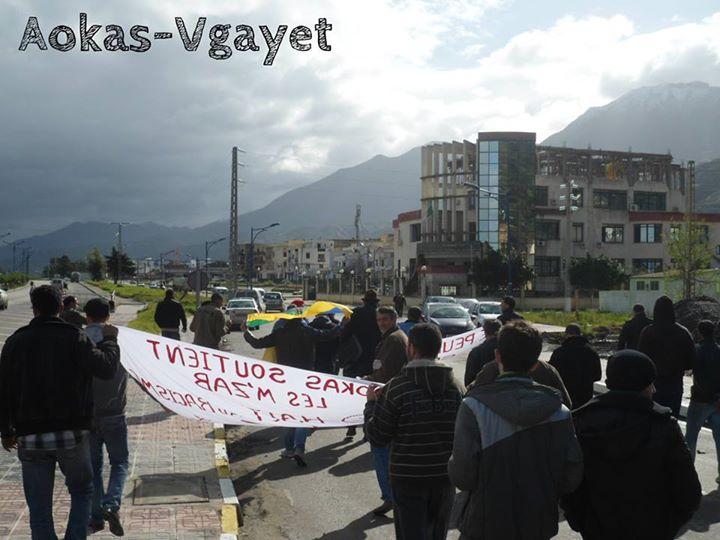 MOZABITES - Rassemblement de solidarité avec les mozabites à Aokas le mardi 11 fevrier 2014 (6) - Page 2 Mzab16