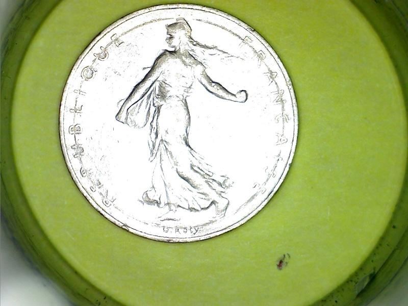 1 franc semeuse 1960 1f_sem10
