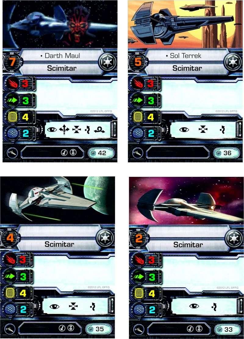 Der Sith Infiltrator. Scimit10