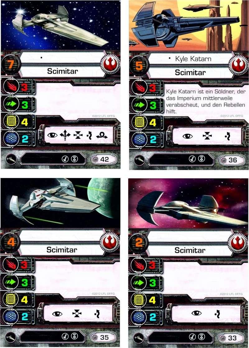 Der Sith Infiltrator. Scimit11