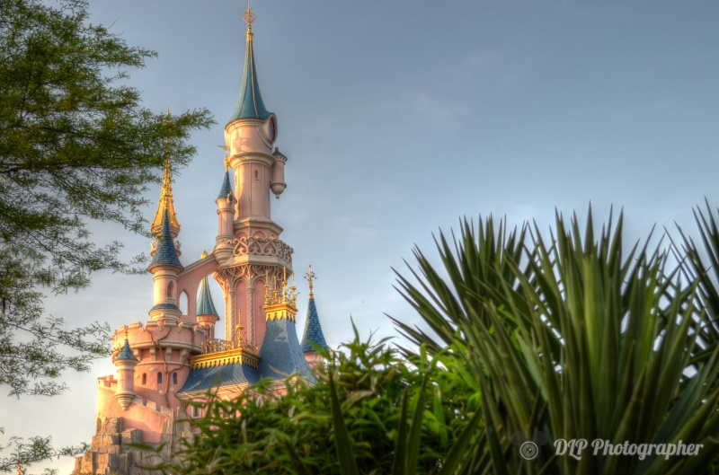 Photos de Disneyland Paris en HDR (High Dynamic Range) ! Chatea10
