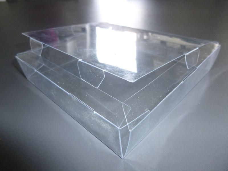 Coques de protection pour boîtes GB P1000910