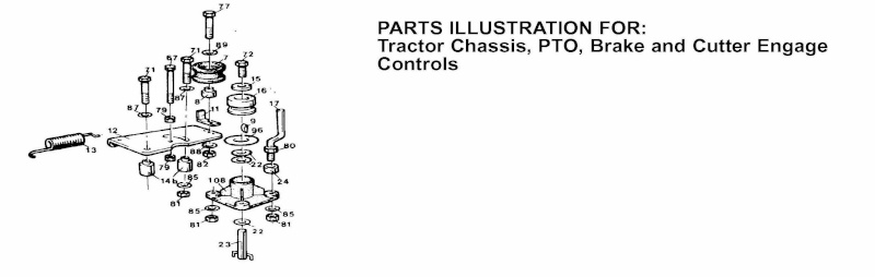 How to install a PTO rear drive on your tractor Westwo11
