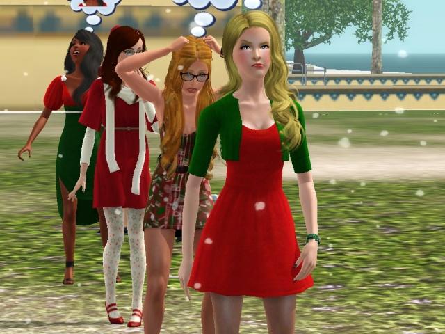 A vos plus belles grimaces mes chers Sims! - Page 28 Scree119