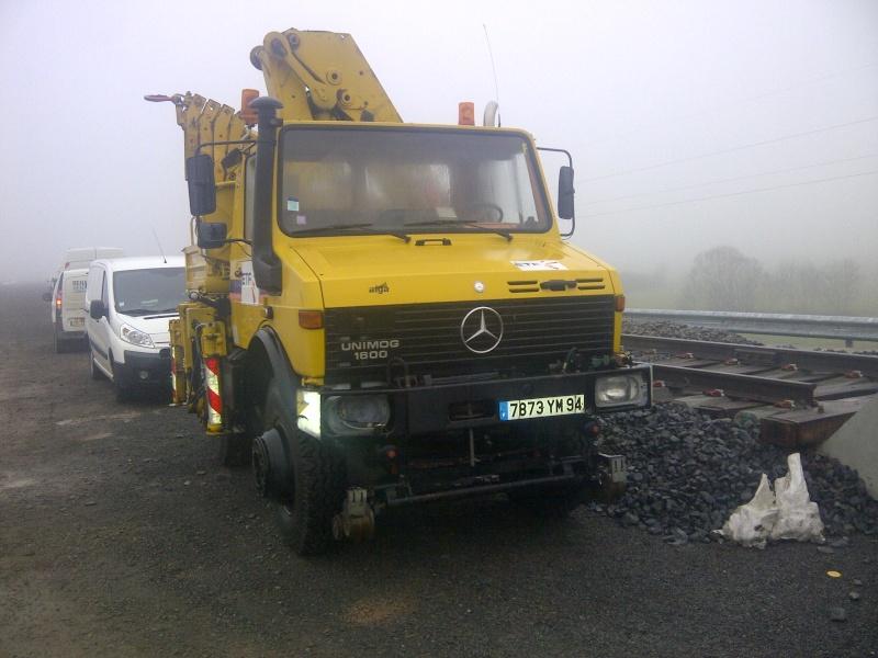 Unimog Travaux Ferroviaire  1600 & 1750 Img-2014