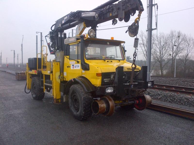 Unimog Travaux Ferroviaire  1600 & 1750 Img-2018