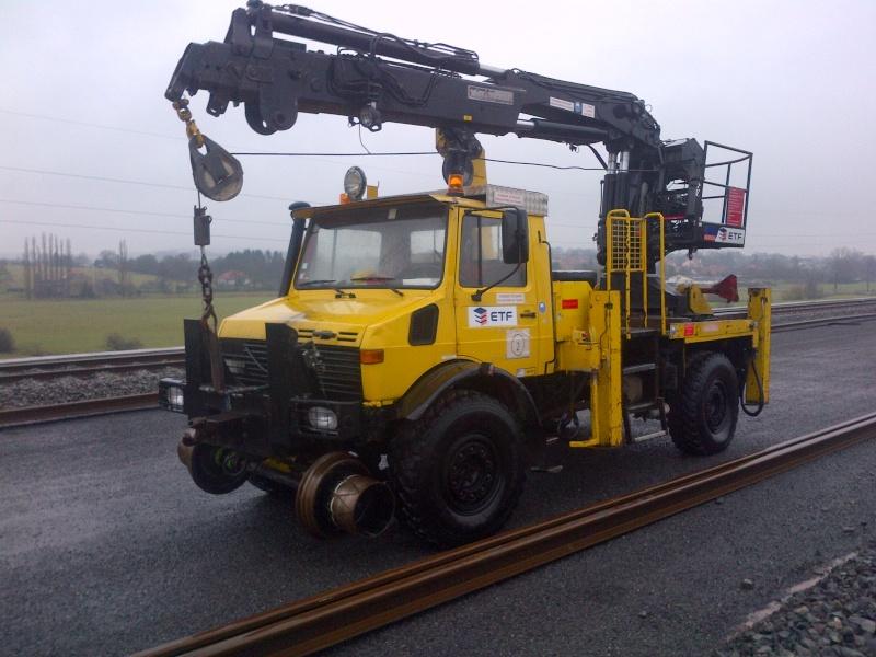 Unimog Travaux Ferroviaire  1600 & 1750 Img-2019