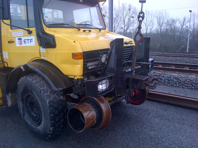 Unimog Travaux Ferroviaire  1600 & 1750 Img-2020