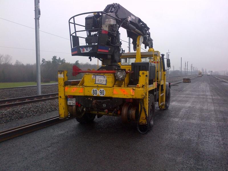 Unimog Travaux Ferroviaire  1600 & 1750 Img-2021