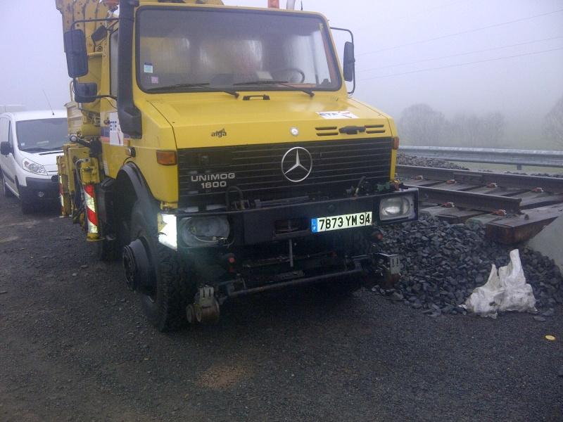 Unimog Travaux Ferroviaire  1600 & 1750 Img-2023