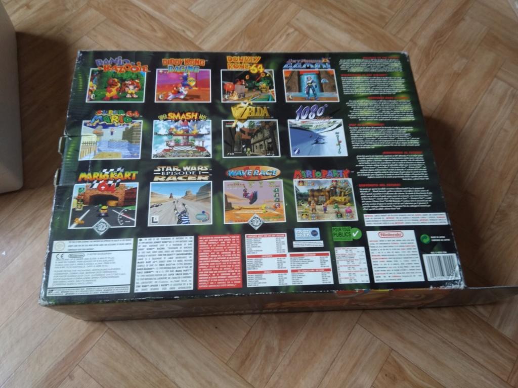 (VDS)pack console n64 nes et accessoires Img_2023
