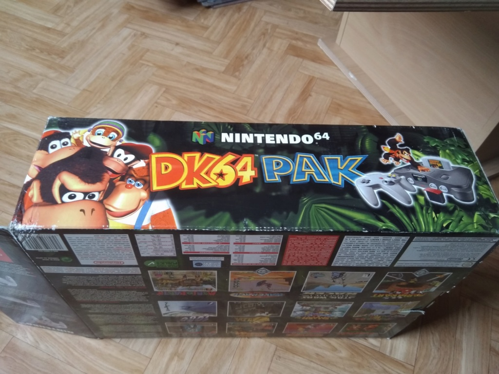 (VDS)pack console n64 nes et accessoires Img_2024