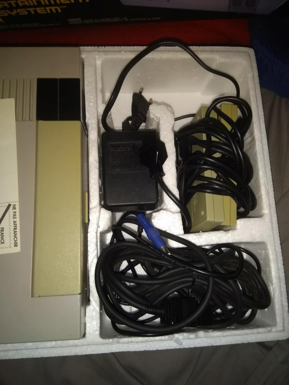 (VDS)pack console n64 nes et accessoires Img_2026